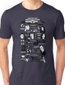 Quotes From the Hellmouth Unisex T-Shirt