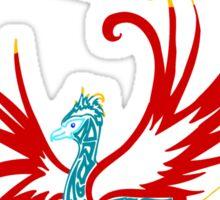 NZ Quidditch - Moutohora Macaws Sticker