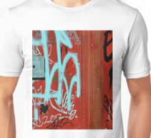Red Vix Cover Unisex T-Shirt
