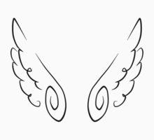 Angel Wing by woowar