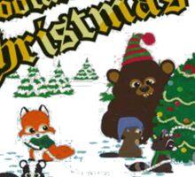Woodland Critter Christmas (South Park) Sticker