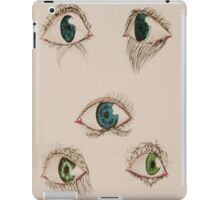 Eye Beards iPad Case/Skin