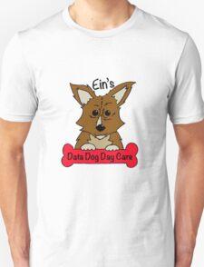 Data Dog Day Care Unisex T-Shirt