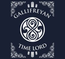Gallifreyan Time Lord by bomdesignz