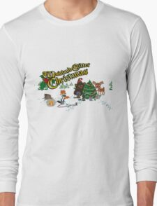 Woodland Critter Christmas (South Park) Long Sleeve T-Shirt