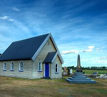 Halkett Church by ChrisMcKay