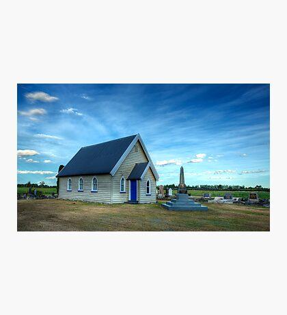 Halkett Church Photographic Print