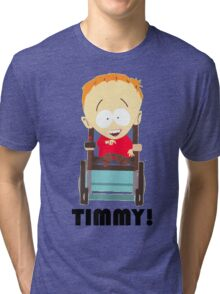 Timmy (South Park) Tri-blend T-Shirt