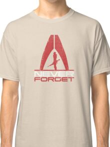 Never Forget: Shep v1 Classic T-Shirt