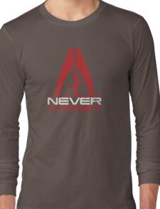 Never Forget: Shep v1 Long Sleeve T-Shirt