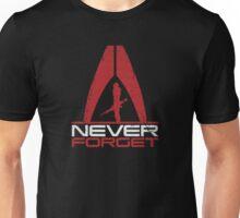 Never Forget: Shep v1 Unisex T-Shirt