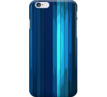 Cool Blue Cladding  iPhone Case/Skin