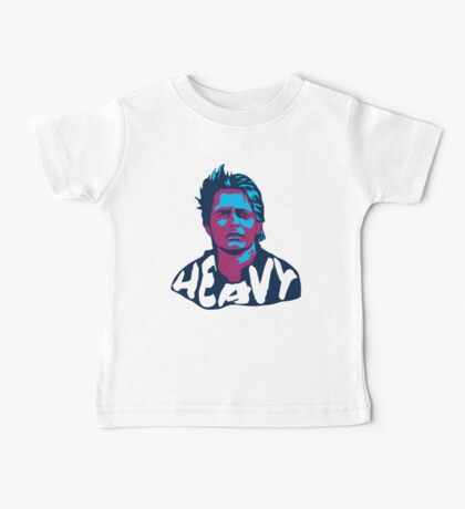 Marty McFly Pop Art Baby Tee