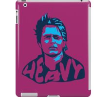 Marty McFly Pop Art iPad Case/Skin