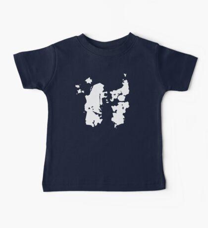 Azeroth Map (super minimal) Baby Tee