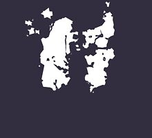 Azeroth Map (super minimal) Unisex T-Shirt