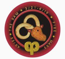 Aries zodiac astrology by Valxart  by Valxart