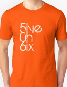 5ive 0h 6ix - 506 - New Brunswick T-Shirt