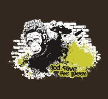 GOD SAVE THE QUEEN by Bluebelly