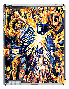 Tardis Doctor Who Big Exploded art Painting apple iphone 5, iphone 4 4s, iPhone 3Gs, iPod Touch 4g case, Available for T-Shirt man, woman and kids by Pointsale store.com