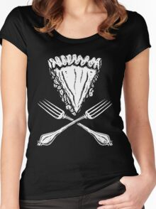 Pie(rate) Women's Fitted Scoop T-Shirt