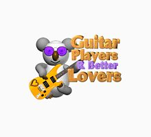 Guitar players are better lovers by Valxart  Long Sleeve T-Shirt