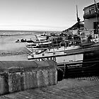 Fishing Boats by David Plater