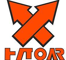 Splatoon - Turf War! Orange by NinjasInCarpets