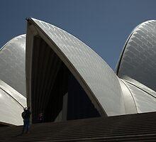 Sydney Opera House by Ben Loveday