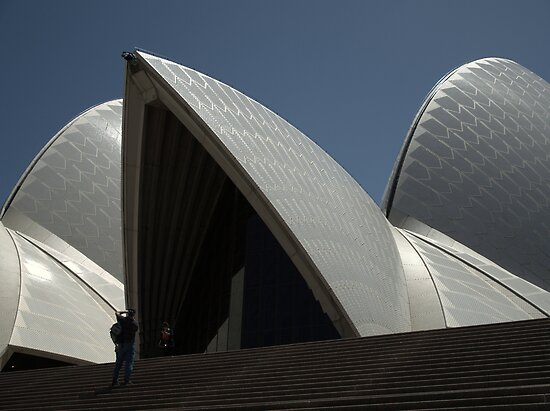 Sydney Opera House by Ben Loveday