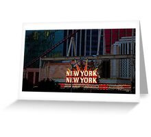 NYNYNYNYNY   ^ Greeting Card