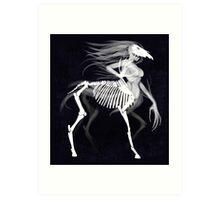 Monster Girls - Centaur Art Print