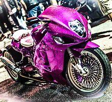 Purple Eater by ncash56