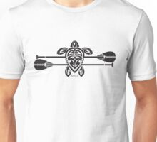 Tribal Turtle Stand-Up / Maui Unisex T-Shirt