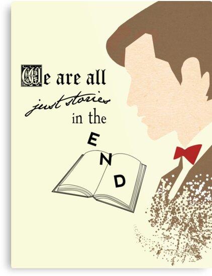 Eleventh Doctor  by spellbending