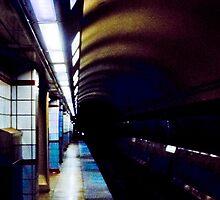 Chicago El Tunnel by kalikristine
