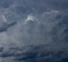 Clouds Erupt by Matthew Smith