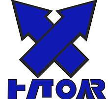 Splatoon - Turf War! Blue by NinjasInCarpets