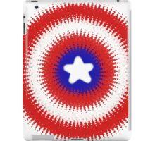 Radial Cap Shield iPad Case/Skin