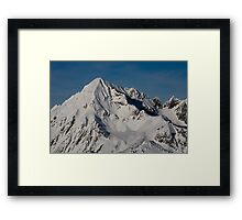 Itty Bitty in the Mountains Framed Print