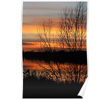 Struble Sunset Poster