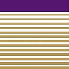 Omega Psi Phi Striped Case by jlynnart