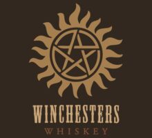 Winchesters Whiskey by oldcoyote