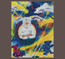 """""""All Bears Go to Heaven T-shirt 1"""" by Kevin J Cooper"""