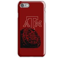 A&M AGGIES CASE iPhone Case/Skin