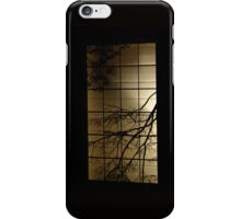 Perfect Silhouette  iPhone Case/Skin