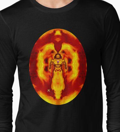 Born of Fire Long Sleeve T-Shirt