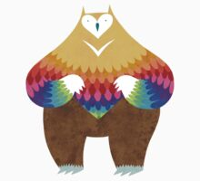 OwlBear by Ninjatoes