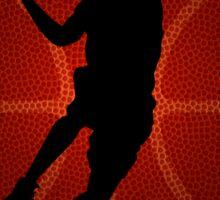 Slam-dunk Contest Sticker
