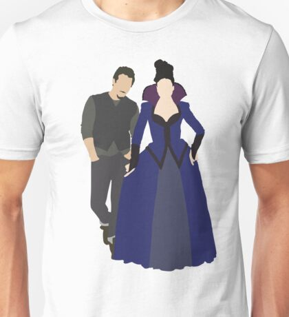 Regal Fire - Once Upon a Time Unisex T-Shirt